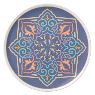 Old world style Plate 136