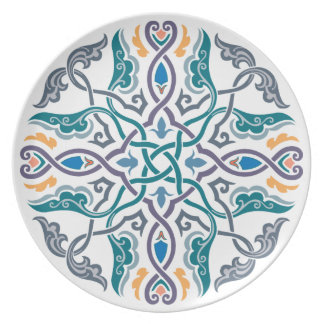 Old world style Plate 138