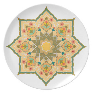 Old world style Plate 140