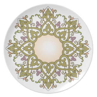 Old world style Plate 143