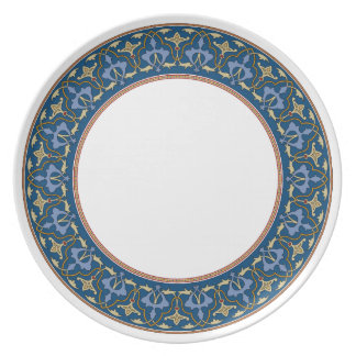 Old world style Plate 151