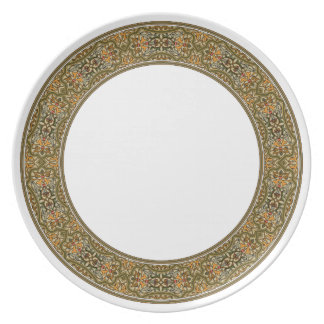 Old world style Plate 185