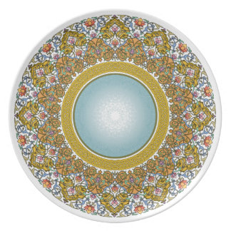 Old world style Plate 187