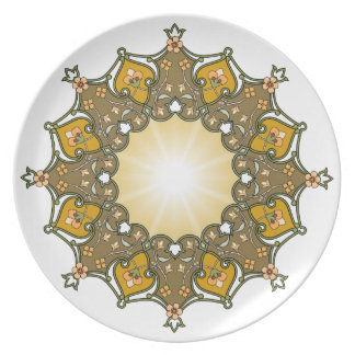 Old world style Plate 194