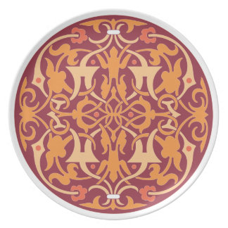 Old world style Plate 195