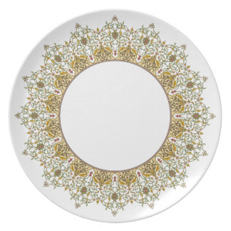 Old world style Plate 196