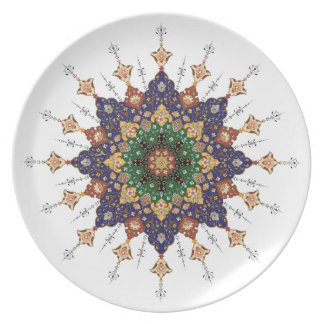 Old world style Plate 199