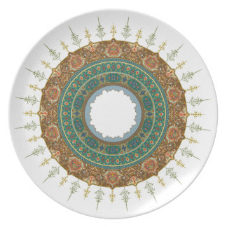 Old world style Plate 200