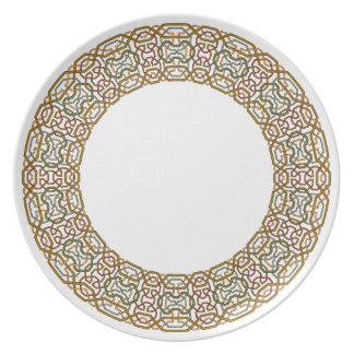 Old world style Plate 202