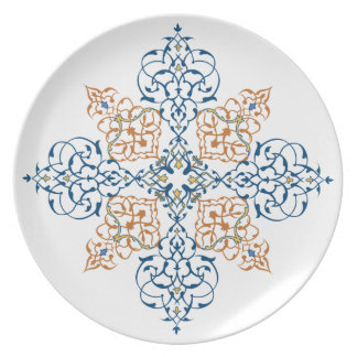 Old world style Plate 203