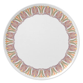 Old world style Plate 206