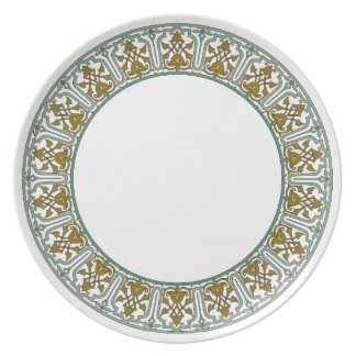 Old world style Plate 207