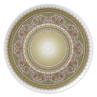 Old world style Plate 209