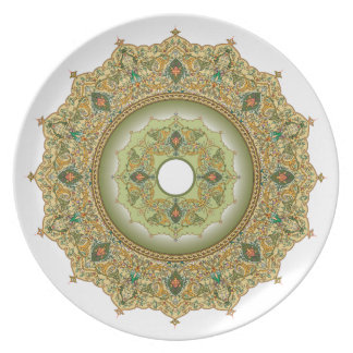 Old world style Plate 210