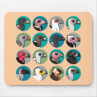 Old World Vultures Mouse Pad