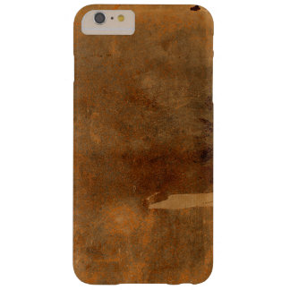 Old Worn Leather Book Cover Barely There iPhone 6 Plus Case
