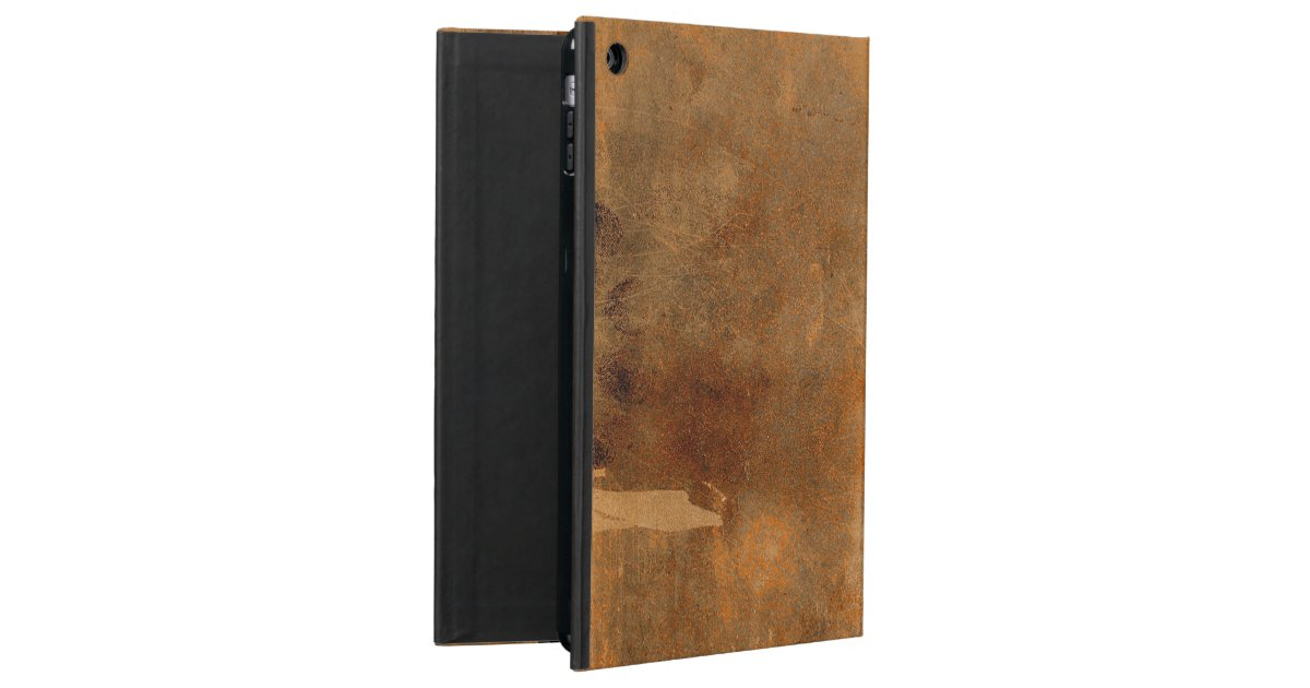 Vintage Book Cover For Ipad Air ~ Old worn leather book cover ipad air cases zazzle