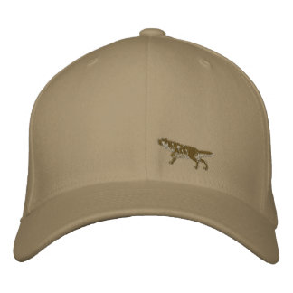 Old Yeller Dog Hat - Canine Cap Embroidered Baseball Cap