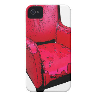 oldchair iPhone 4 cover