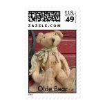 Olde Bear Stamp
