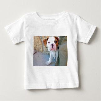Olde English Bulldog Puppy Baby T-Shirt