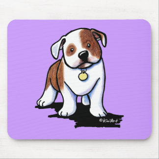 Olde English Bulldogge Mouse Pads