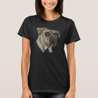 Olde English Bulldogge Tshirt by Carol Zeock