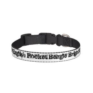 Olde English Pocket Beagle Brigade Dog Collar