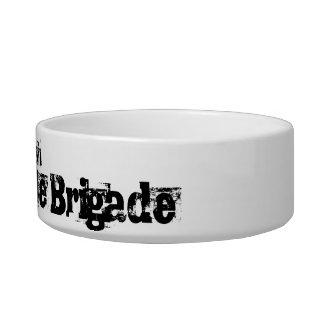 Olde English Pocket Beagle Brigade Small Dog Bowl
