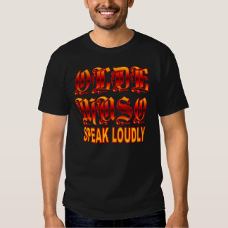 OLDE MUSO FIRE RED SHIRT