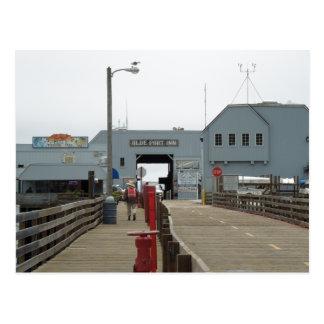 Olde Port Inn on Pier, Port San Luis in Avila Beac Postcard