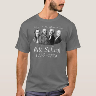 Olde School Dark Shirt