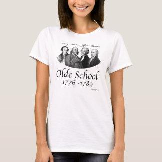 Olde School Ladies Tee