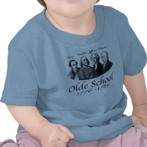 Olde School Tee Shirts