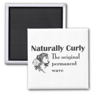 Olde World Naturally Curly Magnet