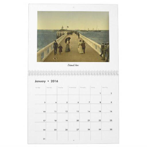 Olde World Views Belgium 2013 Calendar