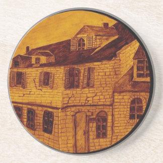Olden House Sandstone Coaster