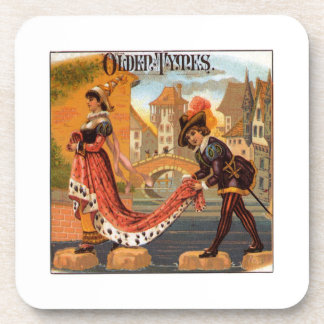 Olden Tymes Drink Coasters