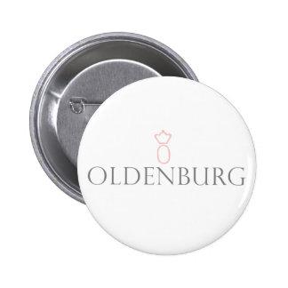 Oldenburg Pinback Button