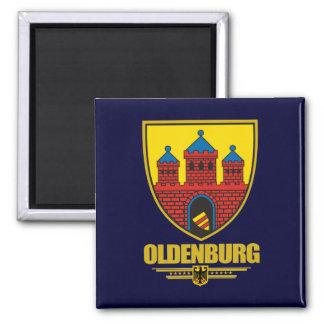 Oldenburg Imán Cuadrado