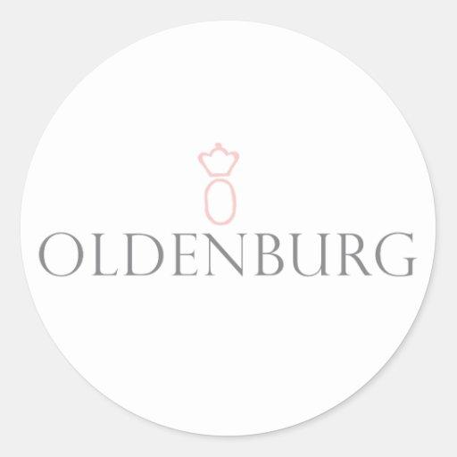 Oldenburg Stickers