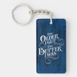 Older Better Keychain