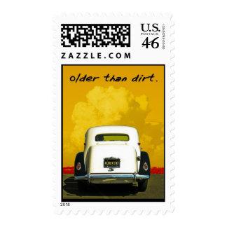 Older Than Dirt Stamp by LambCreek