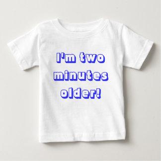 Older twin boy...I'm two minutes older! T Shirt