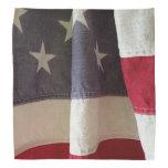 Older USA flag Bandana