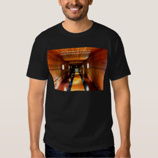 OLDEST BOWLING ALLEY IN THE SOUTH, THOMASVILLE, GA T SHIRT
