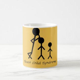 Oldest child syndrome mug