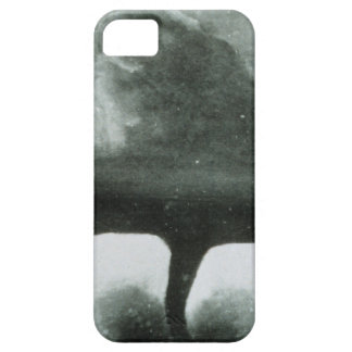 Oldest Known Photograph of a Tornado from 1884 iPhone 5 Case