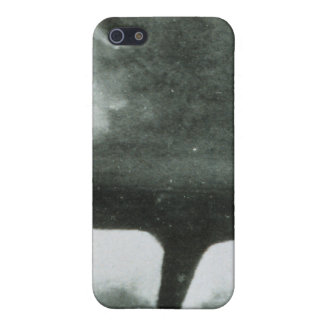Oldest Known Photograph of a Tornado from 1884 iPhone SE/5/5s Case