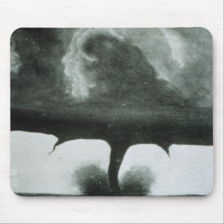 Oldest Known Photograph of a Tornado from 1884 Mouse Pad